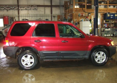 2003 Ford Escape XLT Passenger's Side