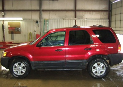 2003 Ford Escape XLT Driver's Side