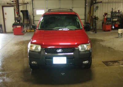2003 Ford Escape XLT Front